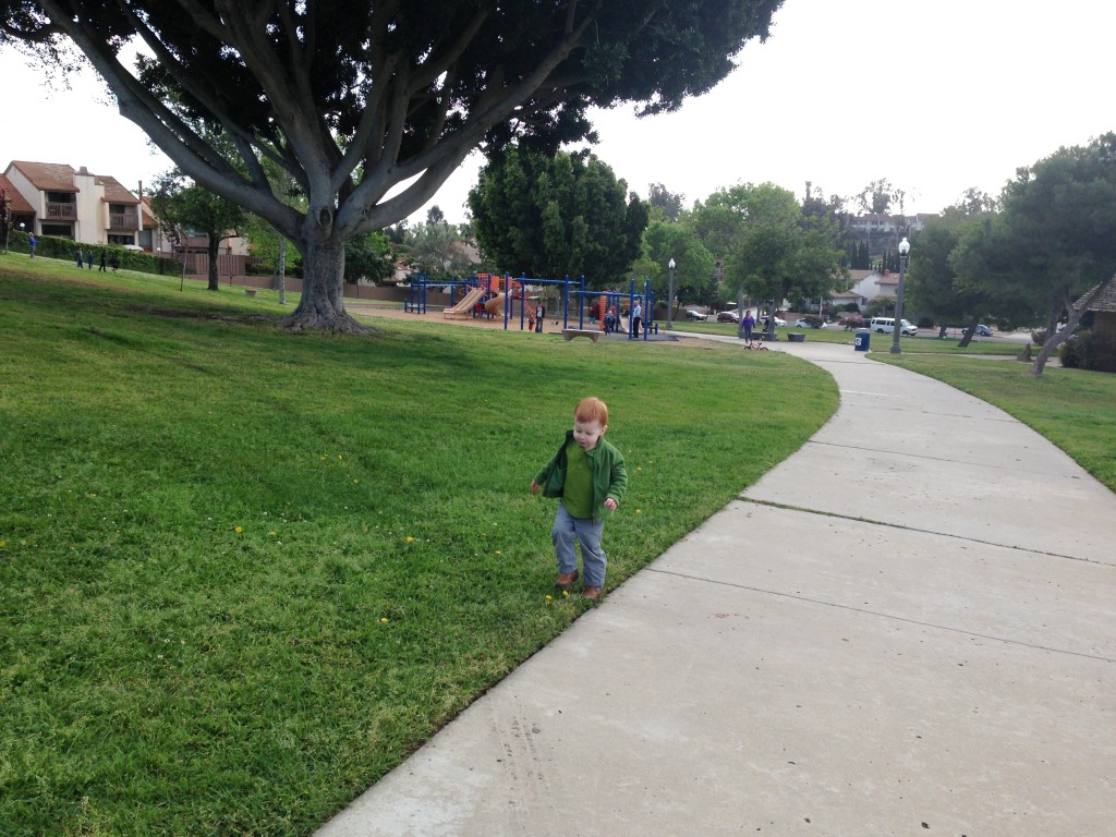Aztec Park, San Diego, La Mesa